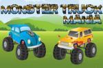 iOS игра Монстр-трак мания / Monster Truck Mania