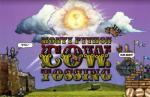 iOS игра Швыряние коровы в стиле Монти / Monty Python