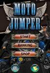 iOS игра Мото Прыгун / Moto Jumper
