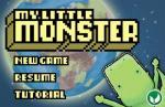 iOS игра Мой маленький монстр / My Little Monster