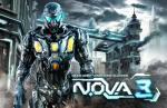 iOS игра Альянс НОВА вблизи орбиты 3 / N.O.V.A. Near Orbit Vanguard Alliance 3