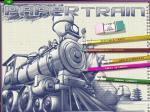iOS игра Бумажный поезд / Paper train
