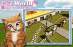 iOS игра Питомник 3D / PetWorld 3D: My Animal Rescue