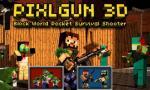 iOS игра Пиксельный 3Д шутер / Pixel Gun 3D