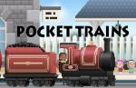 iOS игра Карманная железная дорога / Pocket Trains