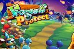 iOS игра Защита леса / Protect forest