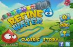 iOS игра Очисть воду / Refine Water
