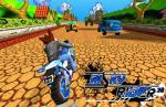 iOS игра Рискованный Гонщик / Risky Rider 3D (Motor Bike Racing Game / Games)