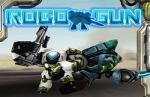 iOS игра Вооруженный Робот / Robot N Gun