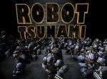 iOS игра Робот Цунами / Robot Tsunami