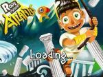 iOS игра Побег на Веревке. Атлантида / Rope Escape Atlantis