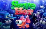 iOS игра Спаси её! / Save Her!