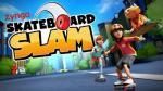 iOS игра Скейт по препятствиям / Skateboard Slam