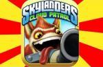 iOS игра Skylanders Cloud Patrol