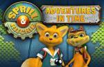 iOS игра Сприлл и Ричи. Приключения во времени / Sprill & Ritchie: Adventures in Time