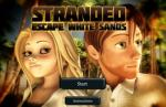 iOS игра Выброшенные на берег: Исчезнувшие в Песках / Stranded: Escape White Sands