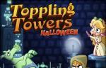 iOS игра Пуляние Тыквами: Хэллоуин / Toppling Towers: Halloween