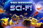 iOS игра Солдатики 4: Звездный десант / Toy defense 4: Sci-Fi