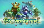 iOS игра Игрушечные монстры / Toy Monsters