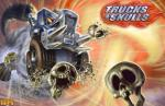 iOS игра Грузовики и груды Черепов / Trucks and Skulls NITRO