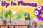 iOS игра Огненная Атака / Up In Flames