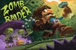 iOS игра Зомби налётчик / Zomb raider