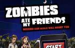 iOS игра Зомби съели моих друзей / Zombies Ate My Friends